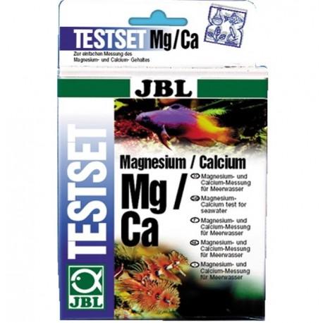 TEST JBL Ca/Mg - calcium + magnésium