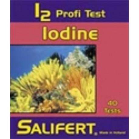 TEST SALIFERT IODINE