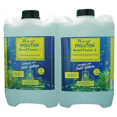 REEF TONIC 1 ET 2 2X5 litres
