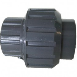 RACCORD RAPIDE PVC Ø12mm