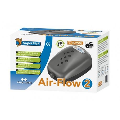 POMPE A AIR - AIR FLOW 2 - 240 L/H