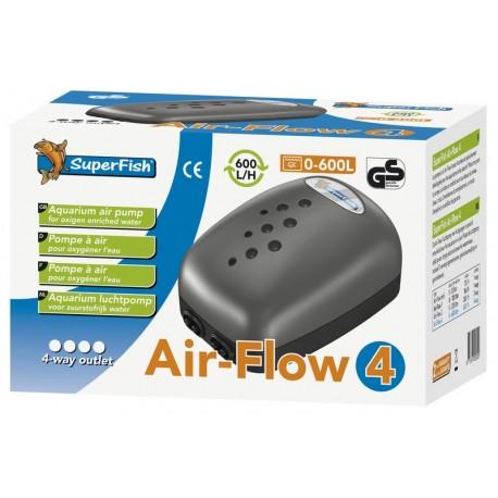 POMPE A AIR - AIR FLOW 4 - 600 L/H