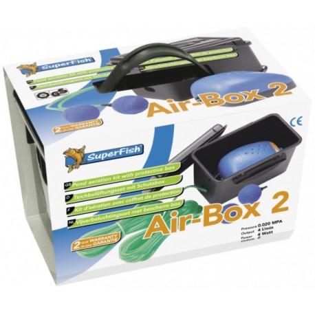KIT D AERATION SUPERFISH AIR BOX 2