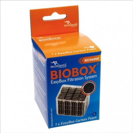 EASY BOX CHARBON ACTIF S pour biobox 1 & 2