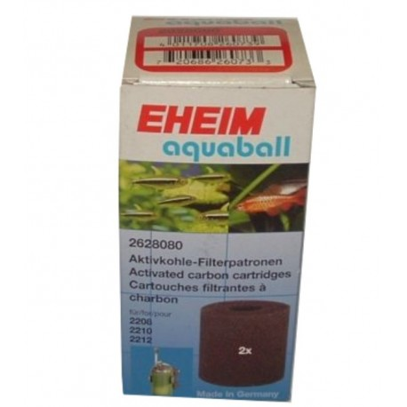 MOUSSE CHARBON EHEIM AQUABALL (X2) REF. 2628080