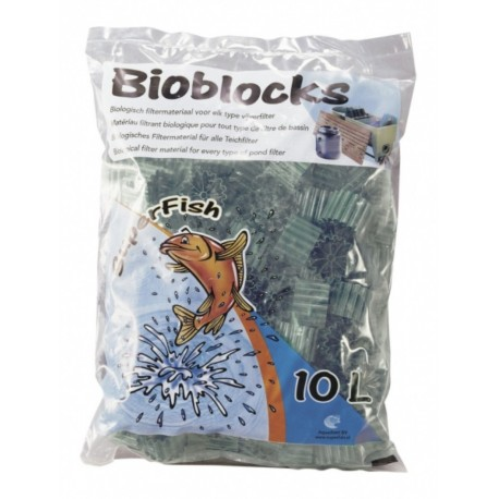 BIOBLOCKS SUPERFISH 10L