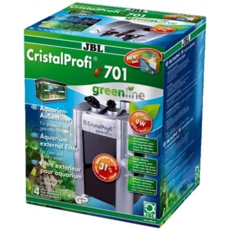 FILTRE JBL CRISTAL PROFI E 701 GREENLINE - 700 L/H