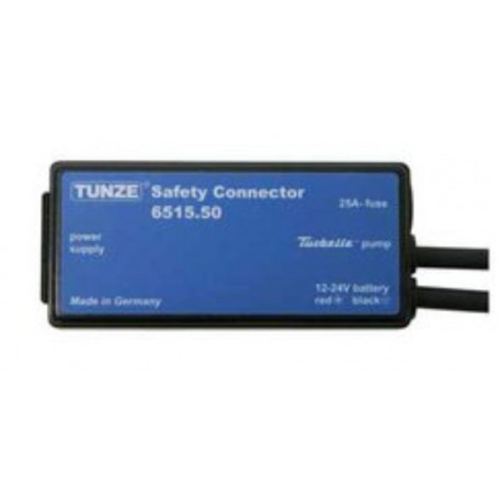 SAFETY CONNECTOR TUNZE 6515.500
