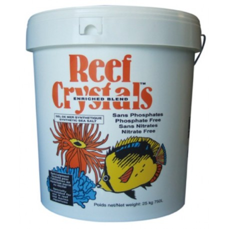 SEL REEF CRYSTALS AQUARIUM SYSTEMS 200kg