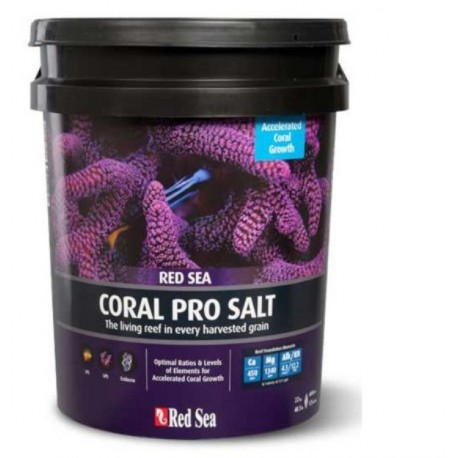SEL CORAL PRO SALT RED SEA 22 Kg