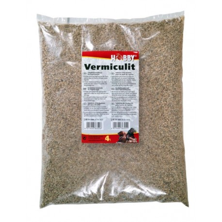 VERMICULIT HOBBY Ø3-6mm 4 Litres