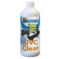 DETARTRANT UVC CLEAN SUPERFISH