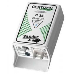 OZONISATEUR SANDER CERTIZON C 25 - 25 mg/h