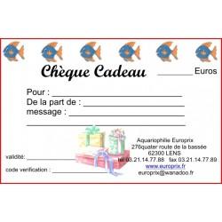 CHEQUE CADEAU A OFFRIR