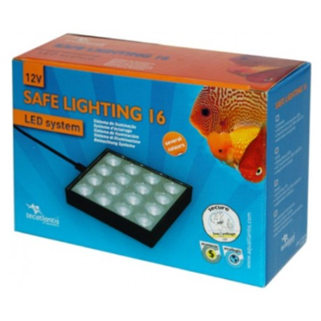 SYSTEME D ECLAIRAGE 16 LEDS TECATLANTIS