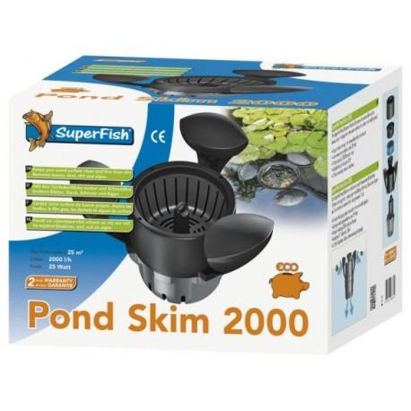 ASPIRATEUR DE SURFACE SUPERFISH POND SKIM 2000
