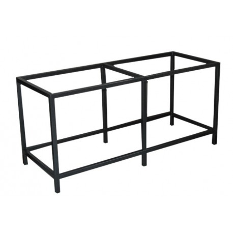 TABLE METALLIQUE A MONTER 200x50x70cm